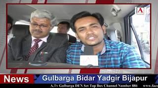Exclusive Interview: Supreme Court Advocate Bhanu Partap Singh On A.Tv Gulbarga
