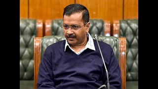 Common man of Delhi didn't indulge in violence, rioters are from outside: CM Kejriwal