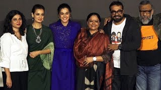 Special Screening Of THAPPAD | Taapsee Pannu, Dia Mirza | Press Conference