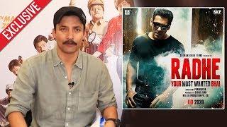 When Salman Bhai Calls I Will Be There | Deepak Dobriyal Exclusive On Salman Khan's Radhe