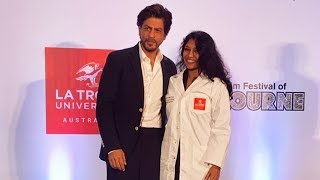Shah Rukh Khan At Indian Film Festival of Melbourne Event