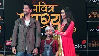 Pavitra Bhagya New Show | Press Meet | Kunal Jaisingh, Aneri & Vaishnavi Prajapati | Colors TV