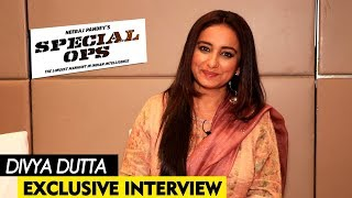 Divya Dutta Exclusive Interview   Special Ops   By RJ Divya Solgama