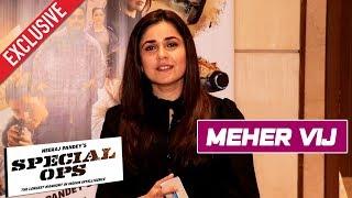 Meher Vij Exclusive Interview | Special Ops | By RJ Divya Solgama