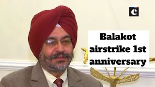 Balakot airstrike 1st anniversary: We look back with satisfaction, says former IAF chief Dhanoa