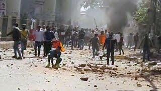 #Delhi violence // दिल्ली हिंसा काबू में करने के लिए बुलाया गया हिजबुल को मारने वाले