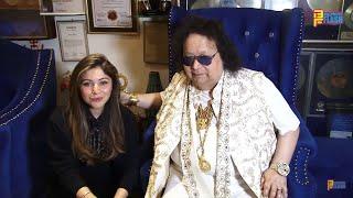 Kanika Kapoor, Bappi Lahiri, Manju Bharti & Mukesh J Bharti At Pyar Mein Thoda Twist Song Recording
