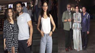 Thappad Screeniing । Taapsee Pannu ।  Rakul Preet Singh । Ayushmann | News Remind