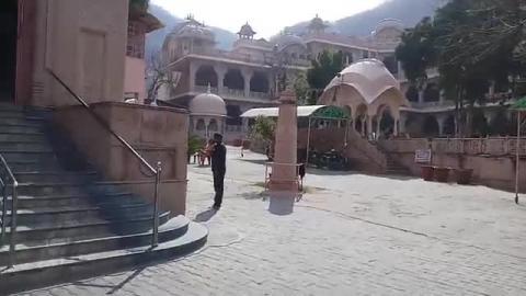 जयपुर से लाइव खोले के हनुमान जी