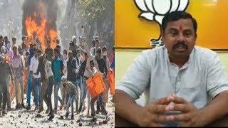 Raja Singh Ne Delhi Ke Dango Par Ye Kya Bol Diya ! | Hyderabad Police Must Take Action Him |