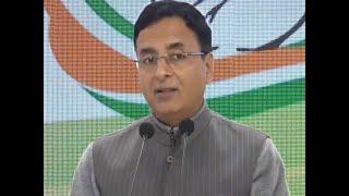 Justice Muralidhar transferred to save BJP leaders, says Randeep Singh Surjewala