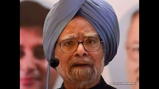 Delhi violence: Centre miserably failed to maintain law & order, says Manmohan Singh