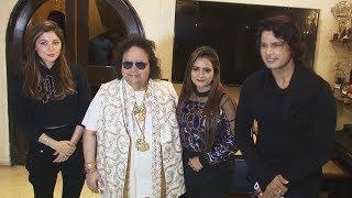 Pyar Mein Thoda Twist Song Recording With Kanika Kapoor, Bappi Lahiri, Manju Bharti