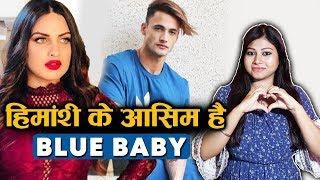 Himanshi Khurana CALLS Asim Riaz Her BLUE BABY | Bigg Boss 13 Jodi