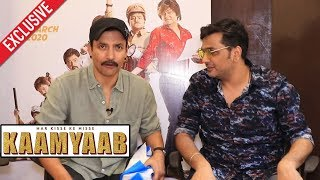 Deepak Dobriyal And Mukesh Chhabra Exclusive Interview | Har Kisse Ke Hisse Kaamyaab