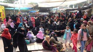 प्रदर्शन के दौरान पाकिस्तान जिंदाबाद के नारे लगाए THE NEWS INDIA