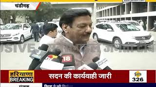 DELHI हिंसा पर मंत्री रणजीत चौटाला का बेतुका बयान