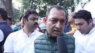 Peace March: Nadeem Javed addresses media on Delhi Violence