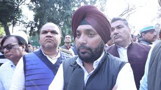 Peace March: Arvinder Singh Lovely addresses media on Delhi Violence