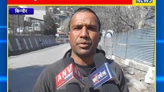 बेसहारा पशुओं के लिए गौ सदनों के निर्माण के दावे खोखले || ANV NEWS KINNAUR - HIMACHAL