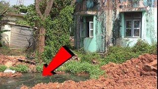 WATCH: Panjim Sewage Treatment Plant Is Leaking Into The Creek!