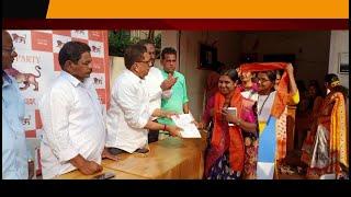 Ahead of ZP polls BJP worker and ex Curti Sarpanch Priya Chari Enter MGP