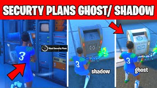 Steal Security Plans From The Rig, Yacht or Shark and Deliver them to SHADOW or GHOST Fortnite