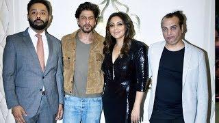 Shahrukh Khan Attends Wife Gauri Khan's Maison And Objet 25th Anniversary