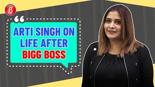 Arti Singh's STRAIGHT Talk On Life After Bigg Boss 13 | Asim Riaz | Sidharth Shukla | Salman Khan