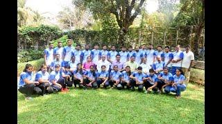 Goa Kabaddi team to represent the state at the 67th National Kabaddi Games at Jaipur