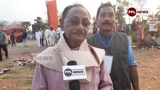 ମୁଁ କଂଗ୍ରେସ ରେ ପଚାଶ ବର୍ଷ ଥିଲି, ସବୁ ଜାଣିଛି | Ex CM Sj. Giridhari Gamango on Amit Shah Visit