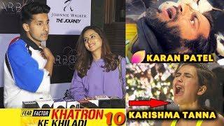 Ravi Dubey Reaction On Khatron Ke Khiladi Season 10 | Karan Patel | Rohit Shetty