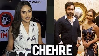 Krystle D'Souza Talks About Her Upcoming Movie With Emraan Hashmi CHEHRE