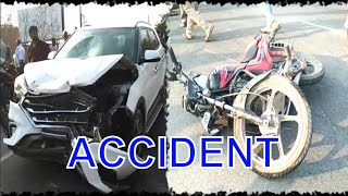TELANGANA // MEDCHAL ACCIDENT NEWS // 2 PEOPLE DIED // THE NEWS INDIA