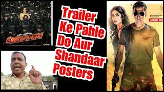SOORYAVANSHI Trailer Ke Pahle Do Aur Shandaar Posters Aaye Saamne