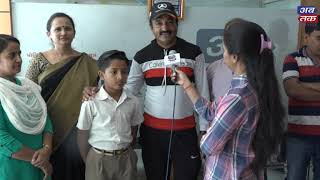 Modi School Cricket Winner team Visited at Abtak Media House | ABTAK MEDIA