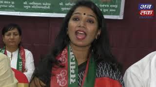 RAJKOT : Samajvadi Party Press Conference at Rajkot | ABTAK MEDIA