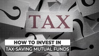 Investing in mutual funds to save tax? Keep these points in mind