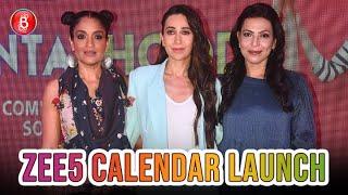 Karisma Kapoor, Sandhya Mridul, Shilpa Shukla Attend Zee5 Calendar Launch