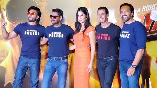 Sooryavanshi Trailer Launch - Akshay Kumar, Ranveer Singh, Ajay Devgn & Katrina Kaif