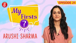 Not Kartik Aaryan, Love Aaj Kal Actress Arushi Sharma's First Crush Was Hrithik Roshan | My Firsts