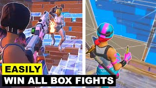 Best Box Fighting Techniques in Fortnite Chapter 2 - Season 2