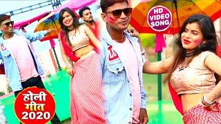 Superhit Holi Song 2020-  चोली से छुवत बा झाग हो -#Satish Babu - Holi Song 2020