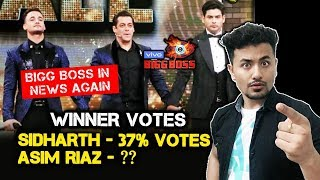 Sidharth Shukla Was Way Ahead Of Asim Riaz In Voting, The Khabri Reveals | Bigg Boss 13