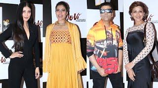 Short Film Devi Screening With Kajol, Karan Johar, Shruti Hasan And Others