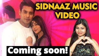 After Asim Riaz, SidNaaz Music Video Coming Soon | Sidharth Shukla | Shehnaz Gill