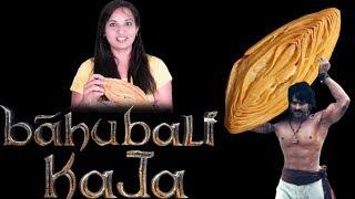 Baahubali Kaja | Tapeswaram Kaja Recipe in Telugu | Telugu Food Channel | Top Telugu TV