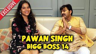 Bhojpuri Superstar Pawan Singh Reaction On Bigg Boss 14 | Exclusive Interview