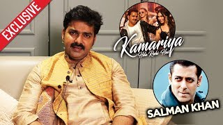 Bhojpuri Superstar Pawan Singh On Working With Salman Khan | Kamariya Hila Rahi Hai Song | Exclusive