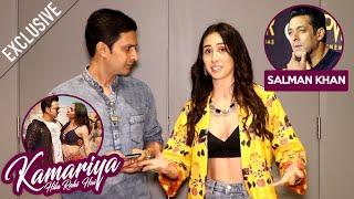 Salman Khan Advised Me To Do BIG Songs, Says Lauren Gottlieb | Kamariya Hila Rahi Hai | Pawan Singh